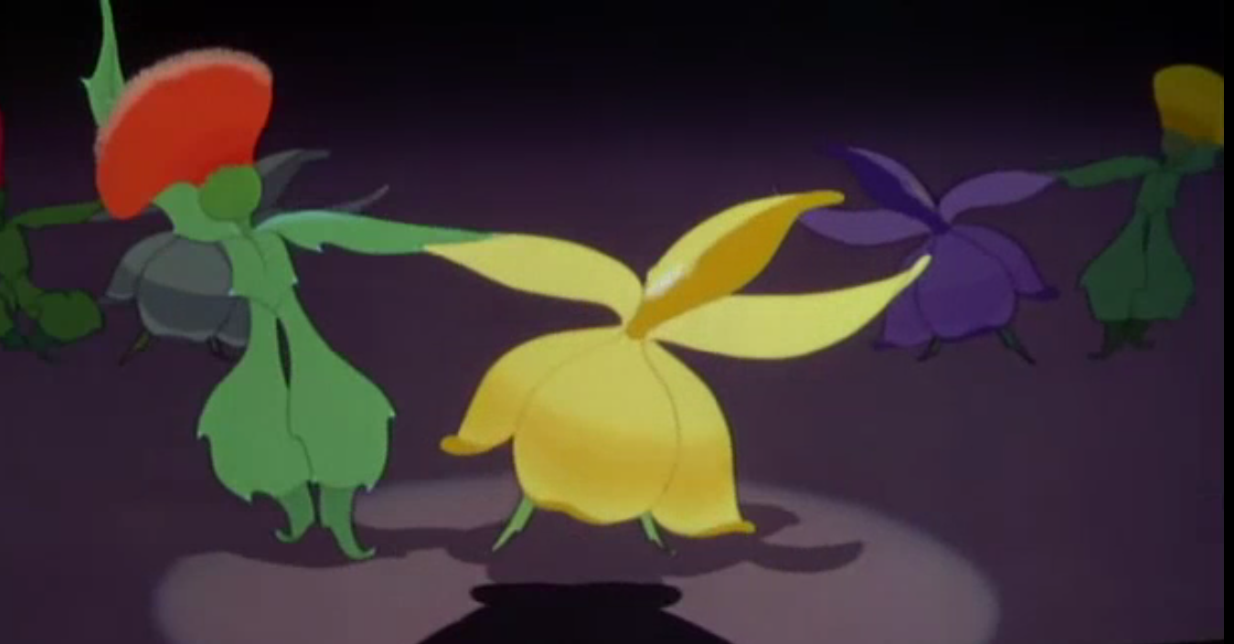 Tara Phillips |Fantasia Movie Flowers